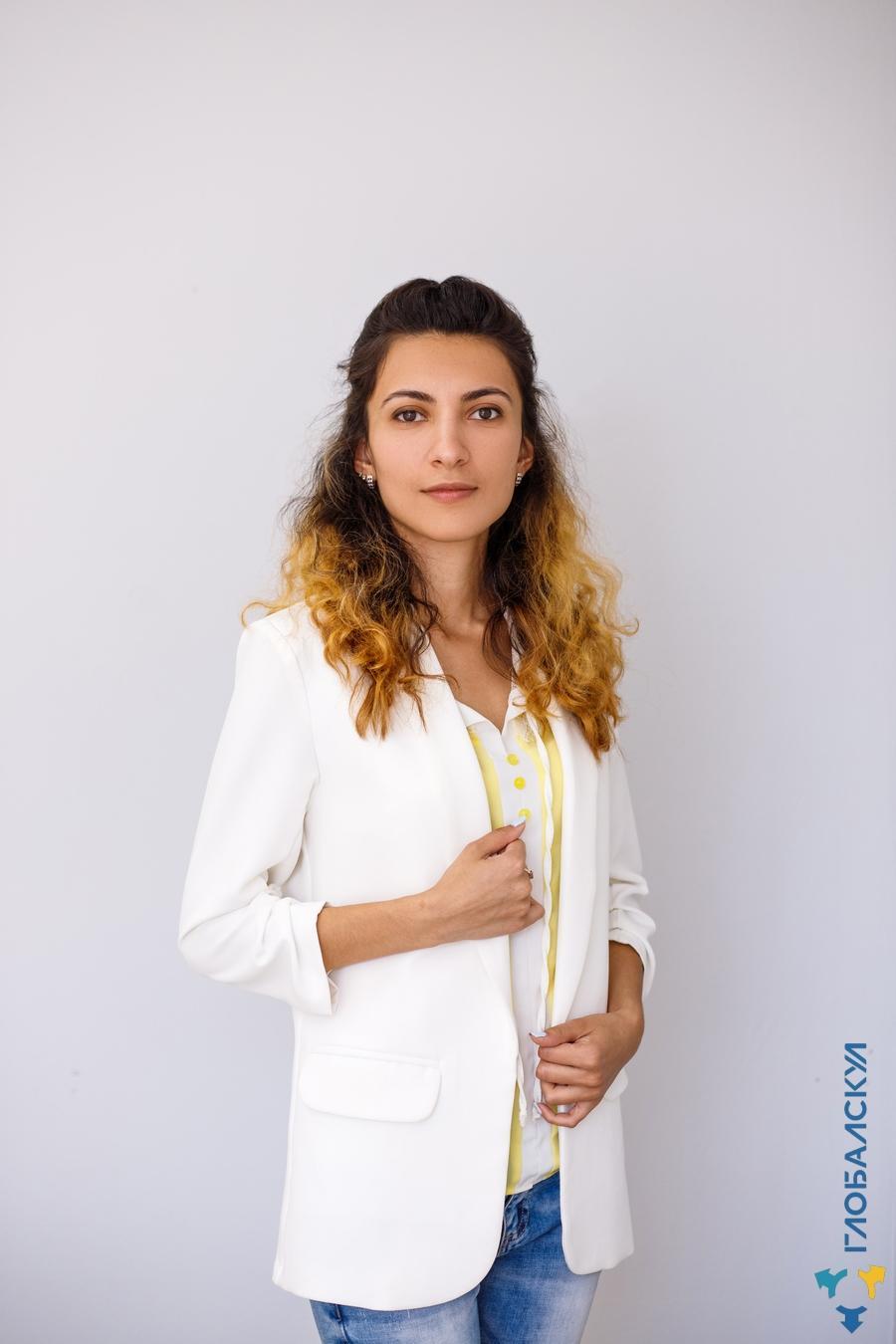 Григорян Анна