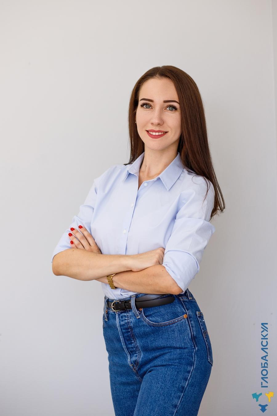 Алябьева Алена директор