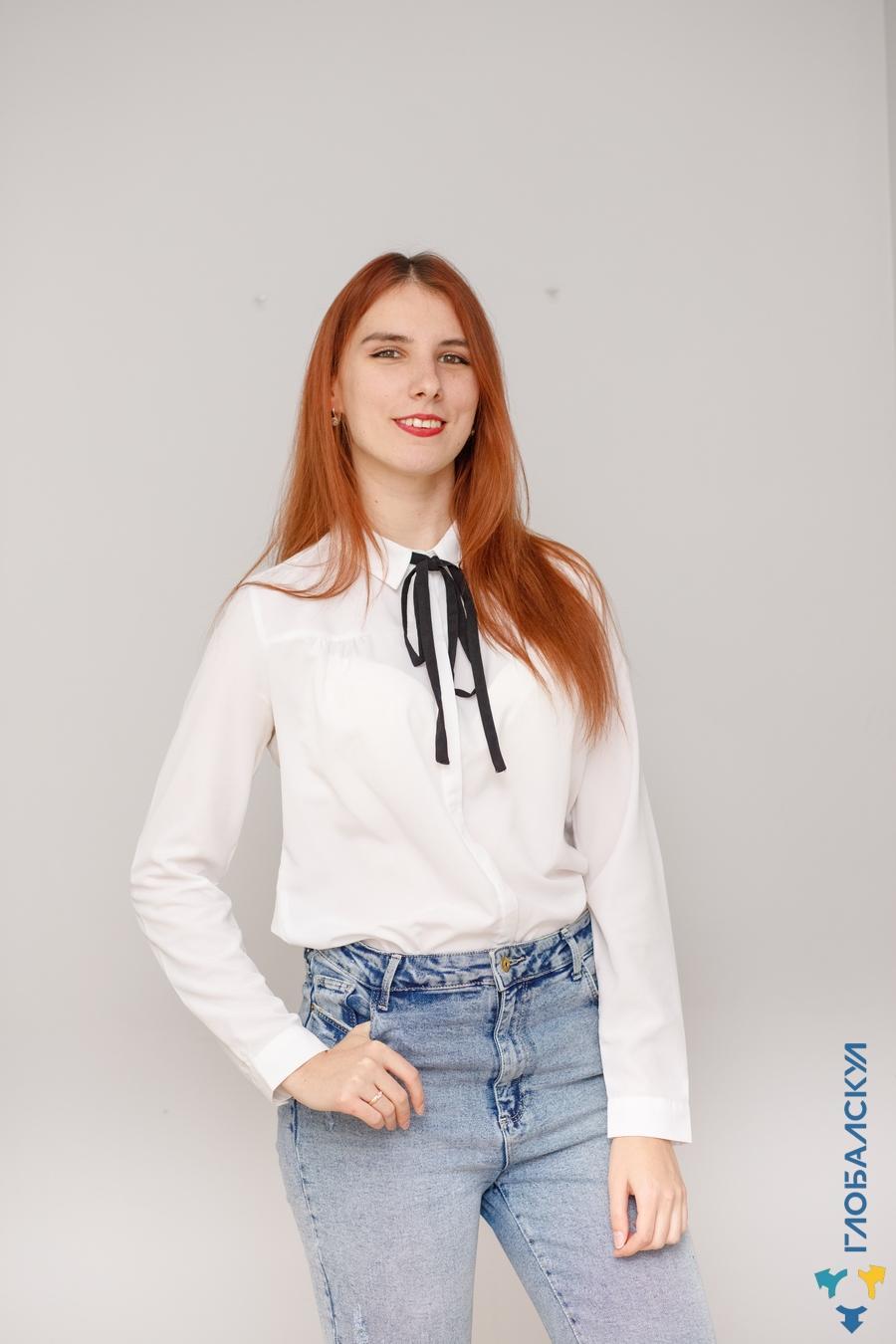 Лазаренко Юлия