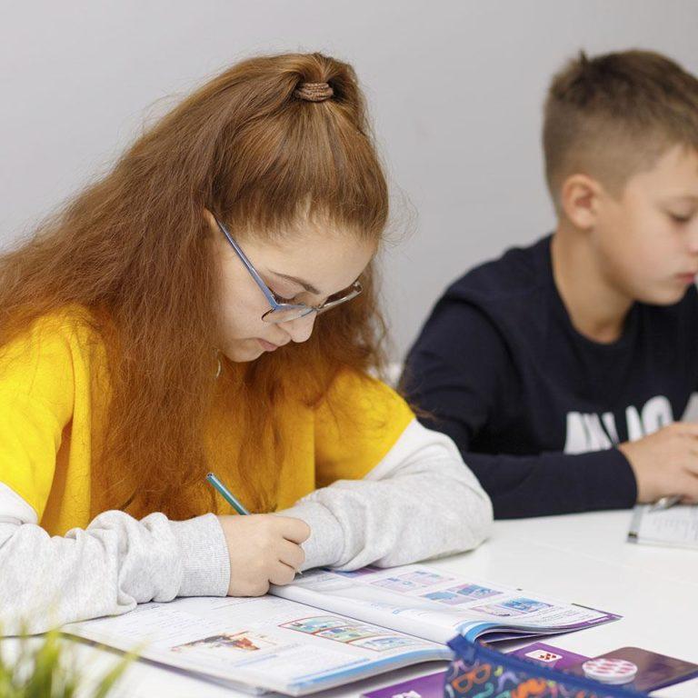 Курсы английского языка для школьников «English Academy»