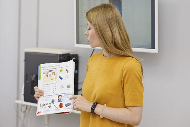 English Academy курсы английского для школьников