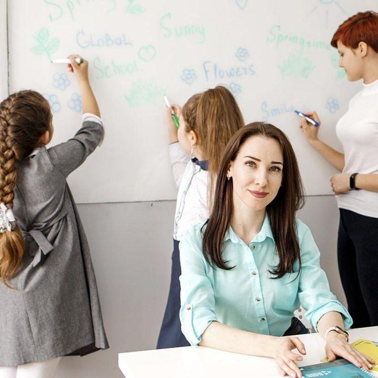 Обучение английскому в школе Global School