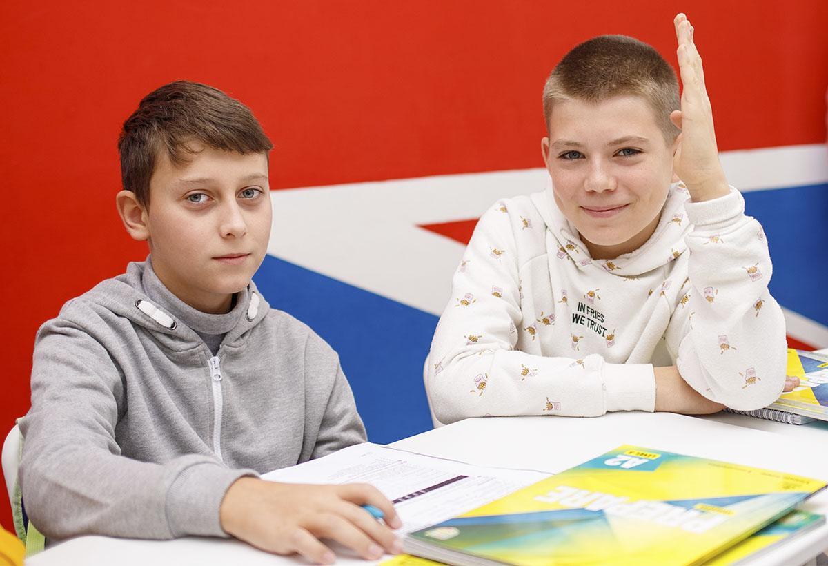 Обучение английскому школьников в Ставрополе