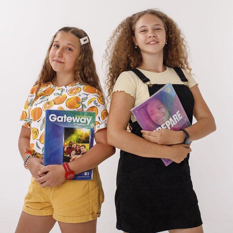 Курсы английского языка для подростков